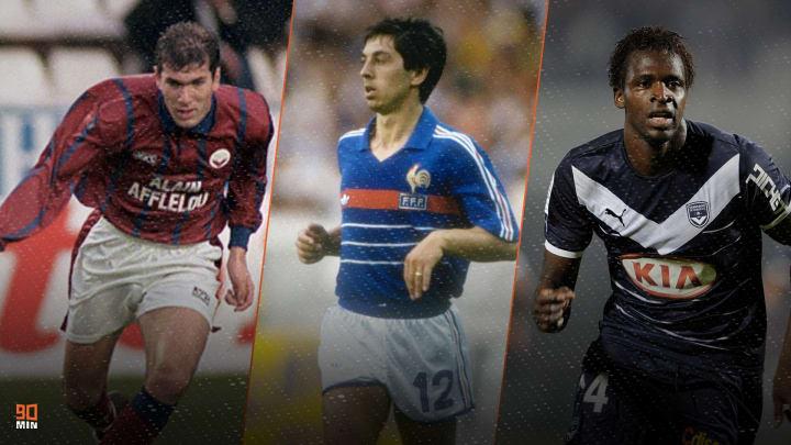 Les 30 meilleurs joueurs de l'histoire des Girondins de Bordeaux