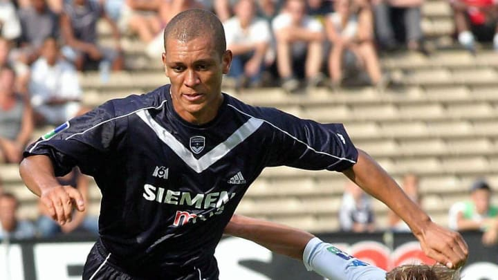 Bordeaux's Brazilian midfielder Eduardo
