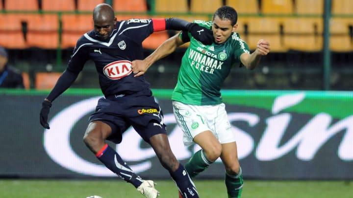 Alou Diarra a surtout performé avec Bordeaux