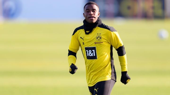 Soll sukzessive herangeführt werden: BVB-Juwel Youssoufa Moukoko