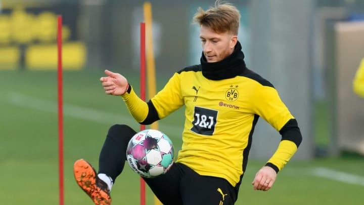 Noch nicht zu alter Stärke zurückgekehrt: BVB-Kapitän Marco Reus