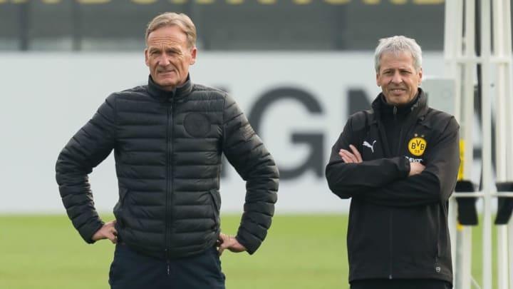 Watzke und Favre könnten auch in der nächsten Saison zusammenarbeiten