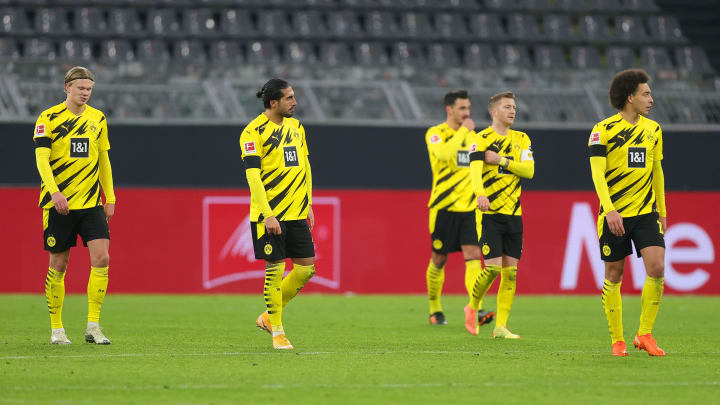 Axel Witsel, Emre Can, Erling Haaland