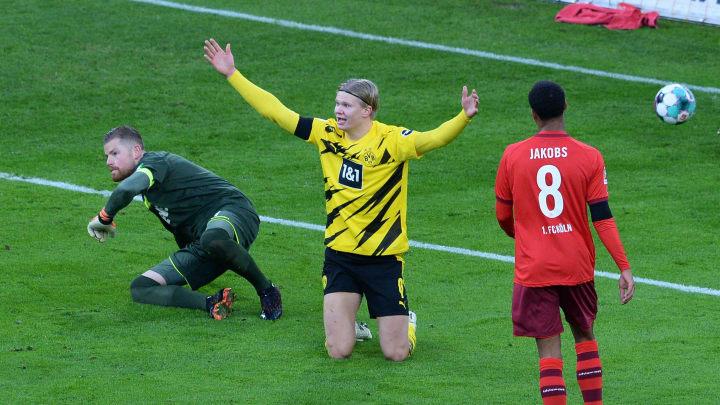 Der Stürmer fehlt der Borussia verletzt