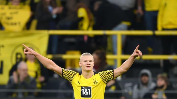 Erling Haaland spielt wohl seine letzte BVB-Saison