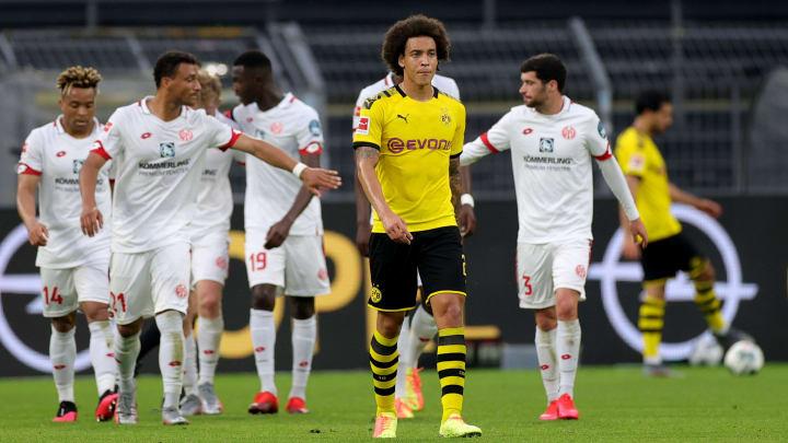 Witsel und der BVB lieferten gegen Mainz eine schwache Vorstellung ab