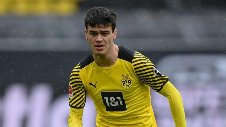 Giovanni Reyna übernimmt beim BVB die Sieben