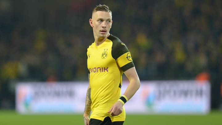Marius Wolf scheint in Dortmund keine Zukunft zu haben