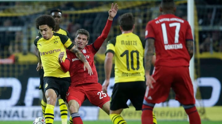 Alex Witsel, Thomas Muller