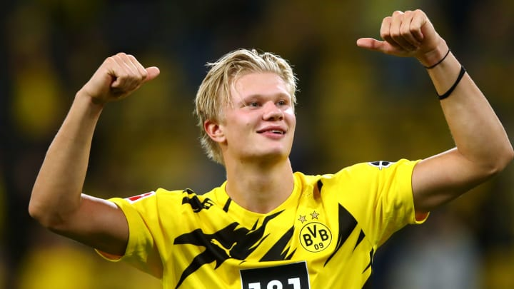 Erling Haaland Names The 7 Strikers He Thinks Are Better