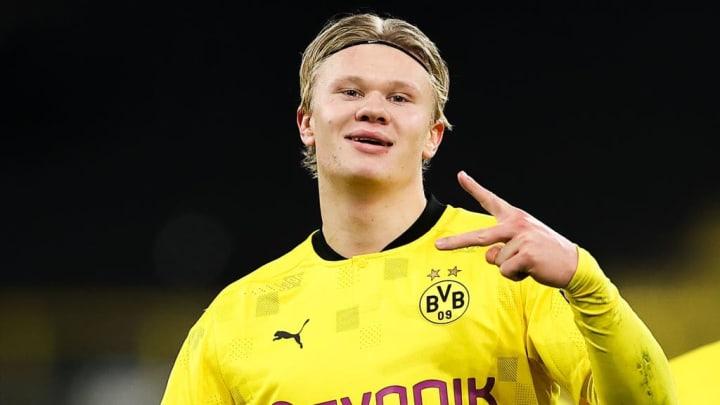 Ihn haben wohl alle Großen auf dem Zettel: BVB-Torjäger Erling Haaland