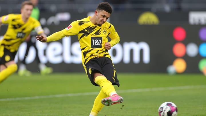 Jadon Sancho steht beim POTM Bundesliga Februar zur Wahl
