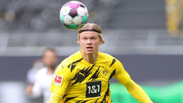 Erling Haaland und Co stehen vor der Herkules-Aufgabe Manchester City. Welche elf Spieler starten für die Borussia?