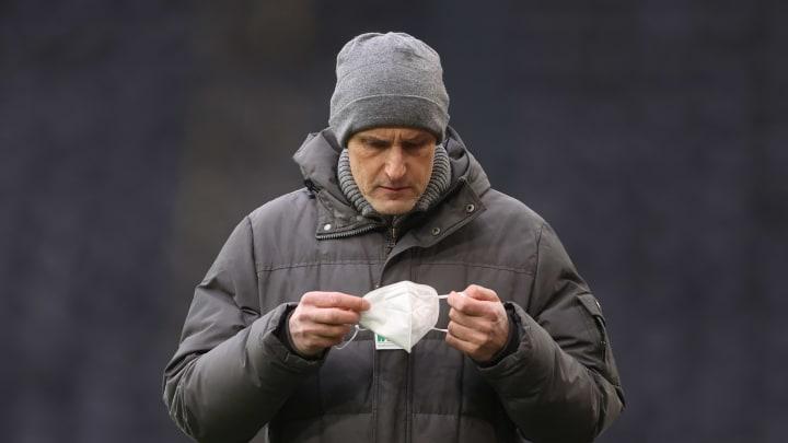 Drei Spieltage vor Saisonende muss Heiko Herrlich gehen