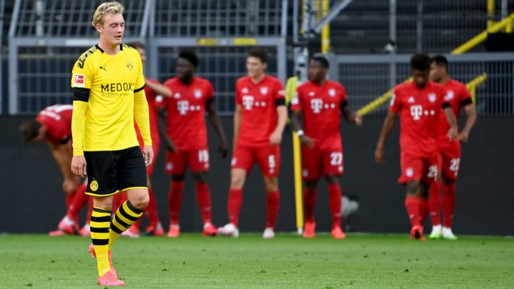 Bayern will face Dortmund in the DFL-Supercup