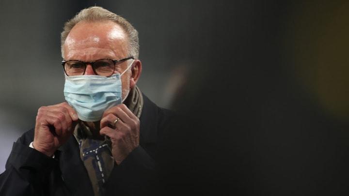 Hat die Diskussionen um die Sonderstellung des Fußballs noch einmal verschärft: Karl-Heinz Rummenigge
