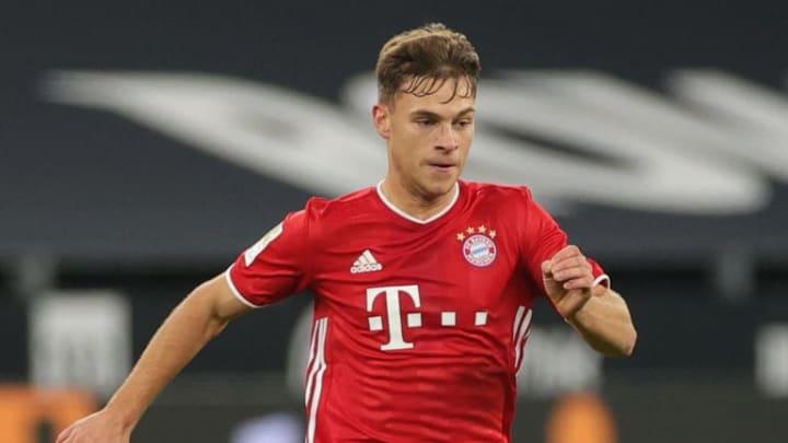 Könnte gegen Leverkusen sein Comeback feiern: Joshua Kimmich