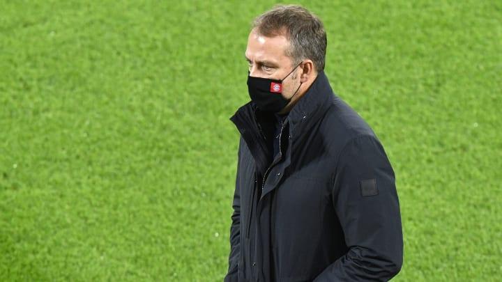 Muss kreative Lösungen finden: Bayern-Trainer Hansi Flick