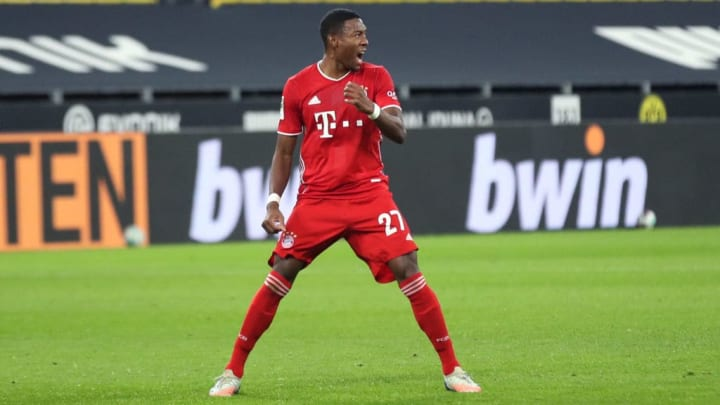 Wird es das letzte Bayern-Jahr für Alaba?
