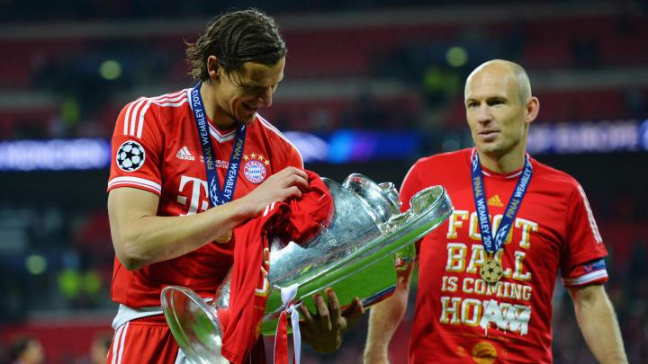 Arjen Robben, Daniel Van Buyten