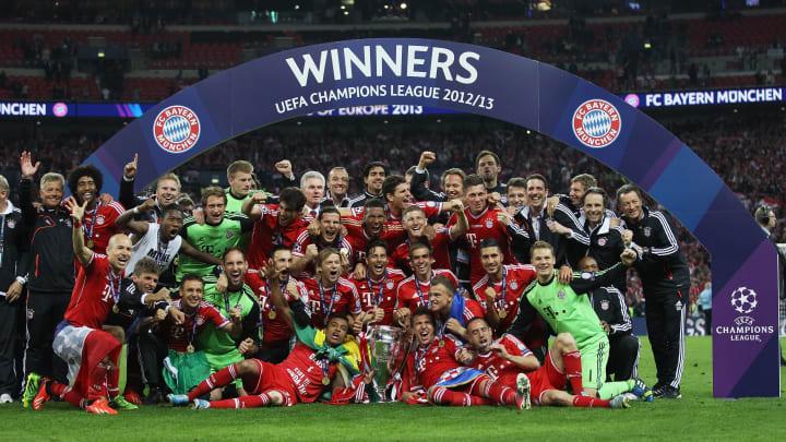 Bayern Munich S Champions League Wins Ranked