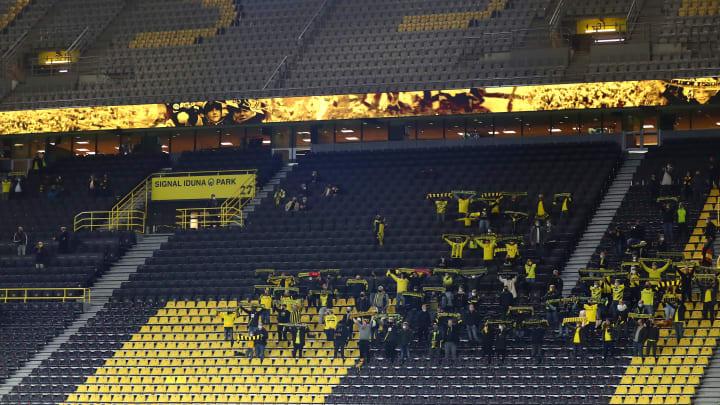 300 Zuschauer nahmen vor Ort am Revierderby teil - trotz hohem Corona-Indizwert