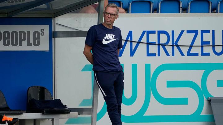 Peter Stöger öffnet die Tür für eine Rückkehr zum 1. FC Köln