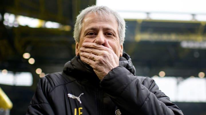 Am Dortmunder Streichquartett erfreute sich vor allem Lucien Favre