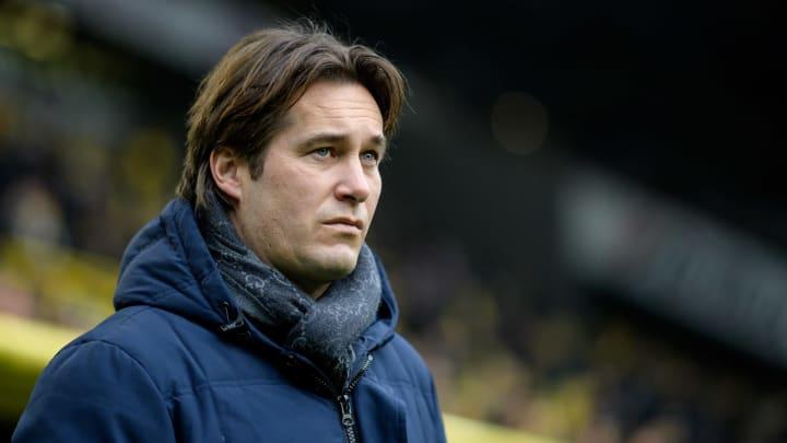 Gerhard Zuber muss Hannover 96 verlassen