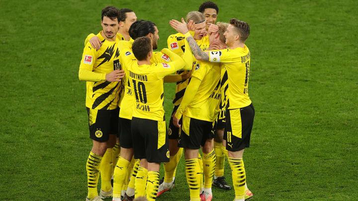 Borussia Dortmund hat gegen Hertha BSC Berlin die gute Form der letzten Wochen bestätigt.