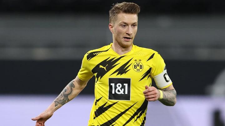 Marco Reus und Borussia Dortmund stehen aktuell auf dem vierten Tabellenplatz.