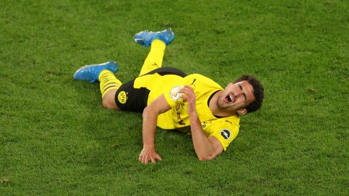 Mateu Morey hat sich schwer am Knie verletzt