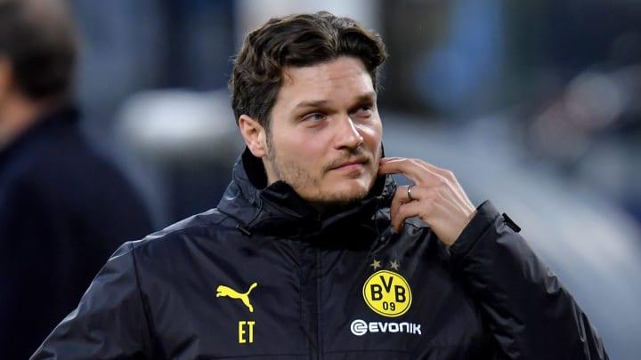Edin Terzic könnte sich im Sommer auch vom BVB trennen