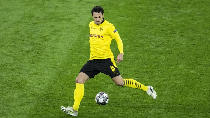 Mats Hummels wird mit Sicherheit noch ein oder zwei Jahre beim BVB bleiben.