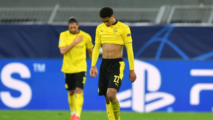 Der BVB muss sich Manchester City geschlagen geben