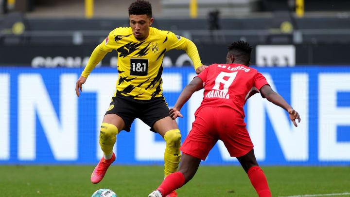 Borussia Dortmund v RB Leipzig - Bundesliga