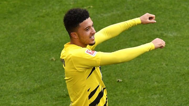 Jadon Sancho war Dortmunds Matchwinner