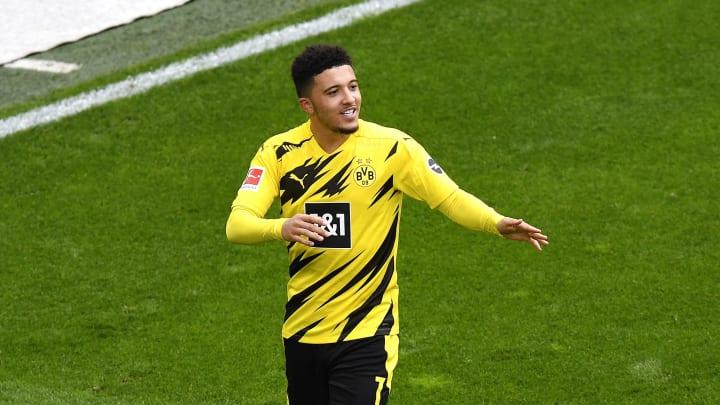 Bayern Munich are interested in Jadon Sancho
