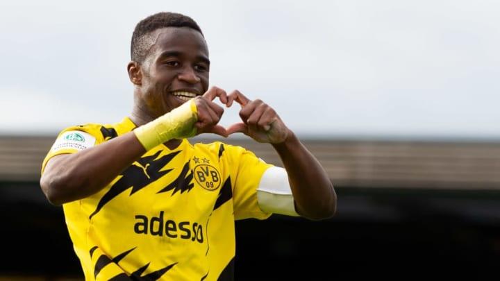 Moukoko affiche des statistiques hallucinantes dans les catégories de jeunes du Borussia Dortmund