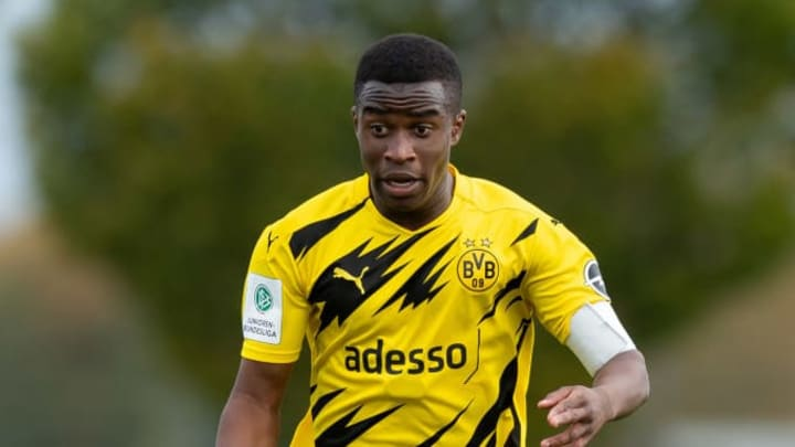 Bekommt Youssoufa Moukoko sein Bundesliga-Debüt?