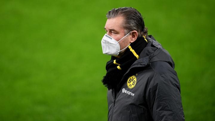 Sportdirektor Michael Zorc sucht weiter die passende Nummer eins für seinen BVB