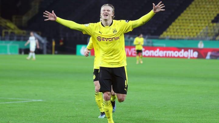 Laut transfermarkt.de ist Erling Haaland der wertvollste Spieler der Bundesliga