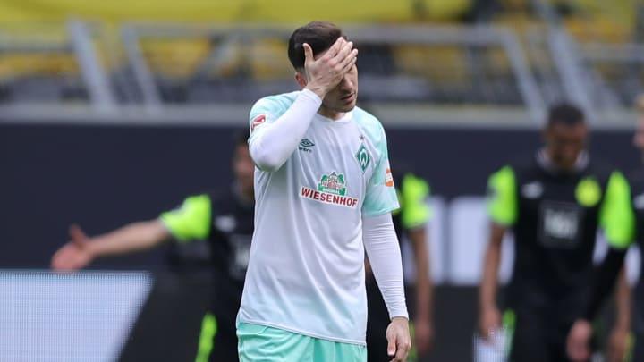 Kevin Möhwald könnte Werder noch verlassen