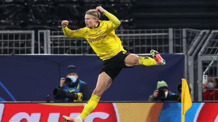 Erling Haaland será disputado por dezenas de clubes ao redor do mundo.