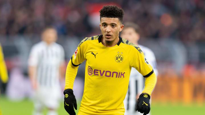 Jadon Sancho - Borussia Dortmund