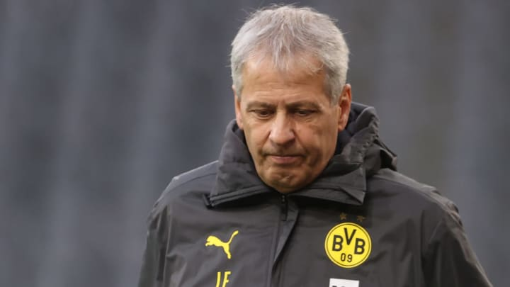 Lucien Favre verdaut noch sein Aus beim BVB