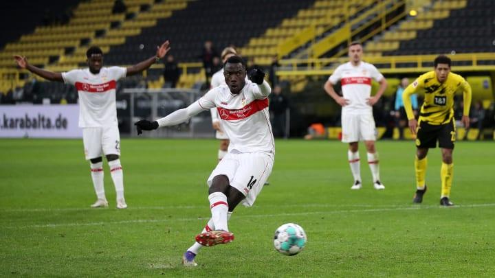 Der VfB wartet sehnsüchtig auf die Rückkehr von Silas Katompa Mvumpa