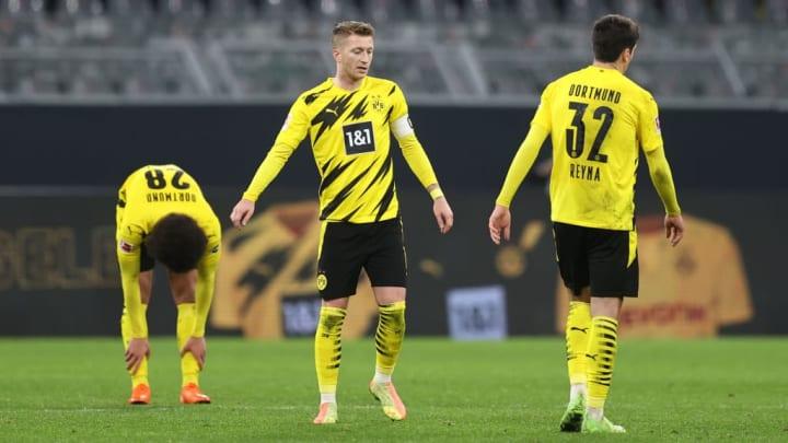 Häufig kann Dortmund nichts mit dem vielen Ballbesitz anfangen