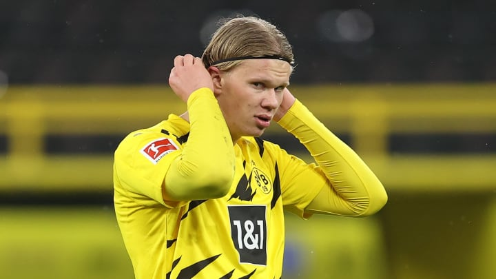 Erling Haaland is wanted by a host of top clubs