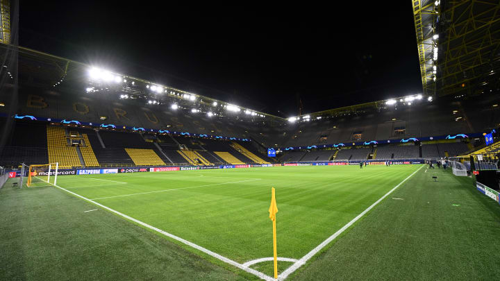 Borussia Dortmund v Zenit St. Petersburg: Group F - UEFA Champions League